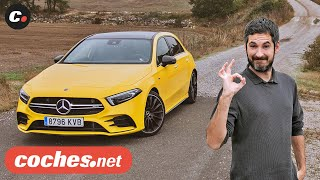 Mercedes-AMG A35 4Matic | Prueba / Test / Review en español | coches.net