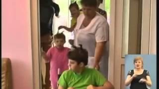 Открытие Счастливого дома-2 в Калиновке, сюжет ТРК Запоріжжя