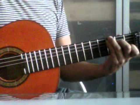 Guitarra - Poeta encadenado (Los Delinqüentes)