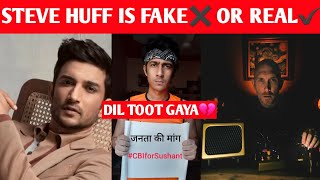 THE REALITY OF HUFF PARANORMAL | SUSHANT SINGH RAJPUT | ANURAG BISHT