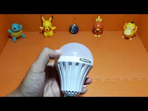 Cara Memperbaiki Lampu Led Emergency Youtube