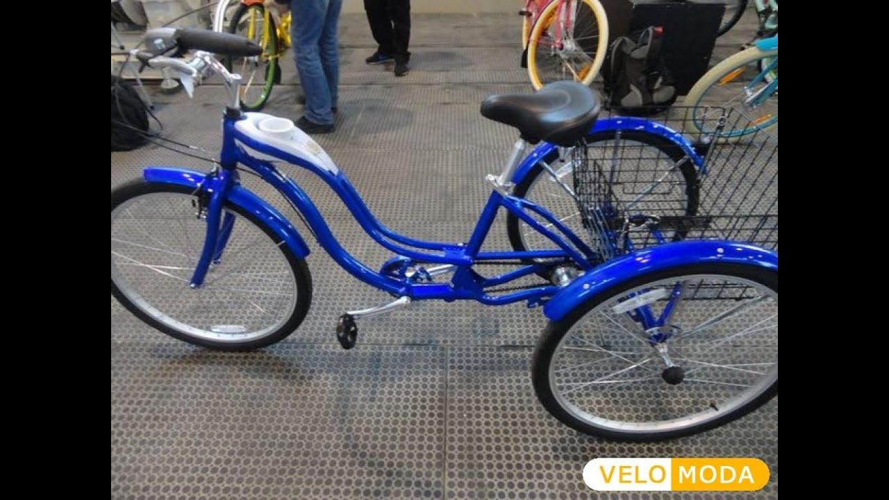 Велосипед трехколесный Coloma Comfort Angel игрушки для детей .