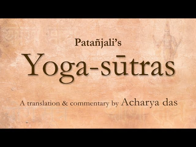 Patanjali S Yoga Sutras