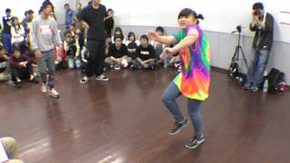 問題児 vs Cotton Candy BEST32 FREESTYLE SIDE / RUN UP! × ばとる☆マギカ vol.2