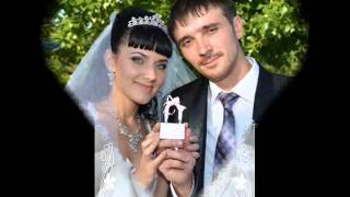 свадебный  декупаж
