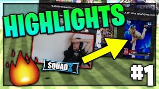 Battle Royale Highlights #1 MLB The Show 18 Battle Royale