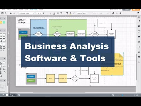 What Software do Business Analysts Use? BA Software Tools 2018
