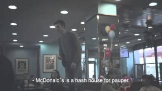 Скандальная правда о McDonald's ! на спор на BetOnMoney