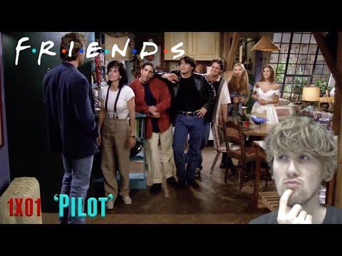 Friends Season 1 Episode 1 - 'Pilot' Reaction