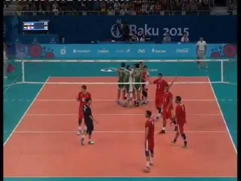 VUGAR BAYRAMOV Azerbaijan Men Volleyball National Team