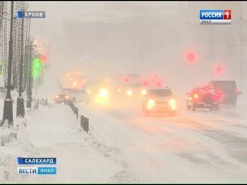 О погоде на Ямале в ближайшие три дня