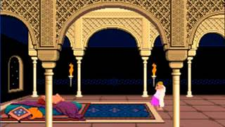 Abandonware - Prince of Persia Last level