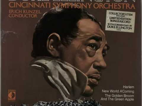 Duke Ellington: The Golden Broom and the Green Apple