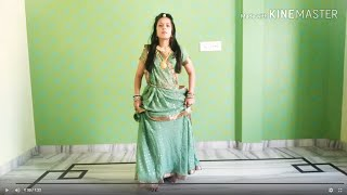 Tute Bajudan Ri Loom - Rajasthani Ghoomar Traditional Songs ( Ghoomar )-Dancing Doll