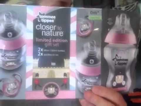 Tommee Tippee Limited Edition Princess Closer To Nature Bot