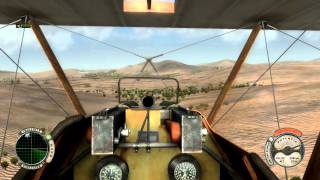 [PC][ESPAÑOL] AIR CONFLICTS: SECRET WAR | Campaña | 1: DESTINO TOBRUK
