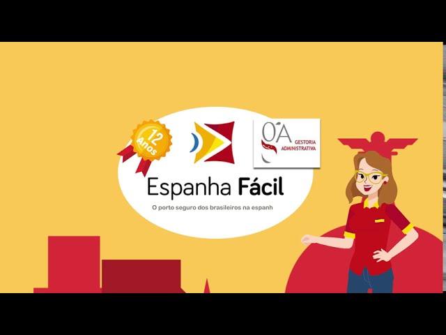 Vídeo Corporativo - Espanha Fácil