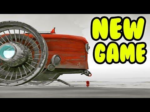 Brand New Adventure Game Begins! (FAR: Lone Sails)