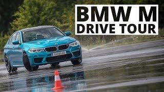 Jak przekonać klientów do zakupu najdroższych modeli? Relacja z BMW M Drive Tour