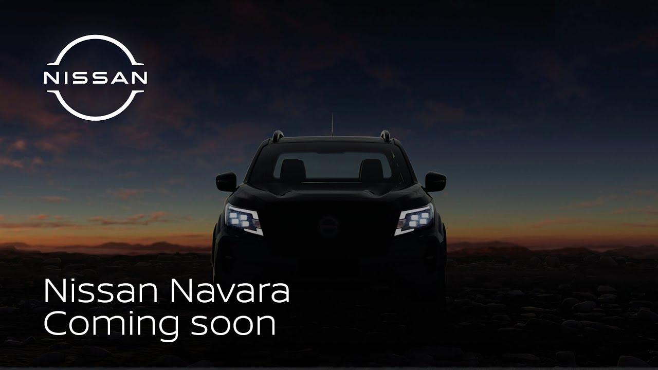 New Nissan Navara is coming soon