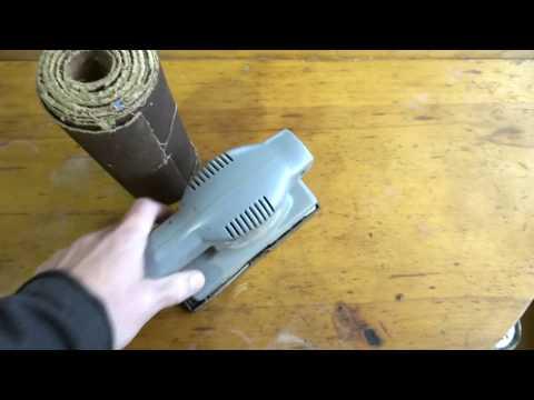 Как отреставрировать старый деревянный стол