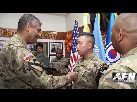 AFN Pacific - General Brooks Serves Thanksgiving