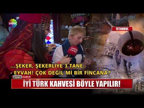 İyi Türk Kahvesi Böyle Yapılır!