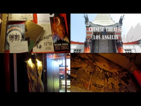 Inside the Chinese Theatre | Los Angeles