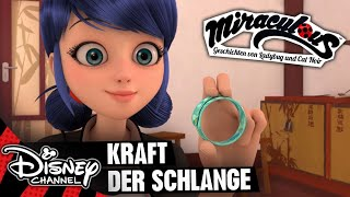 MIRACULOUS - Clip: Kraft der Schlange | Disney Channel 🐞🐱