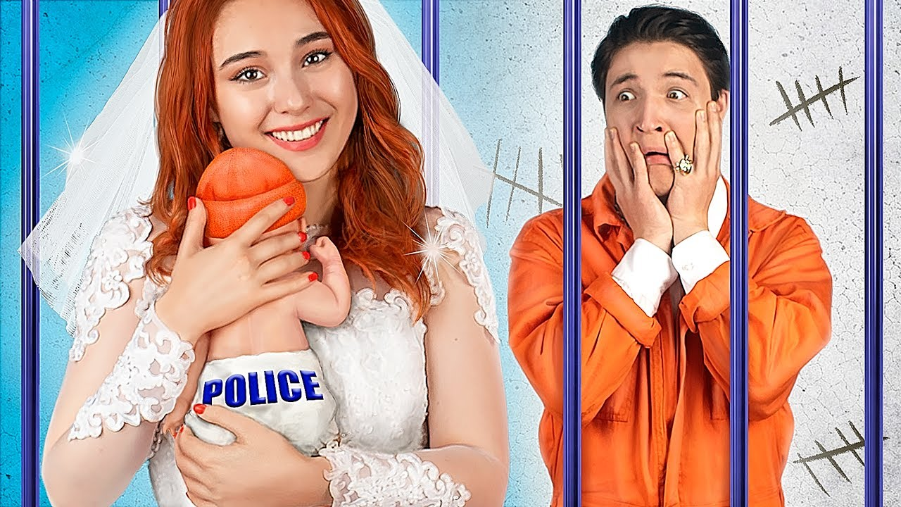 My Crush is in Jail / 18 Funny Situations in Prison