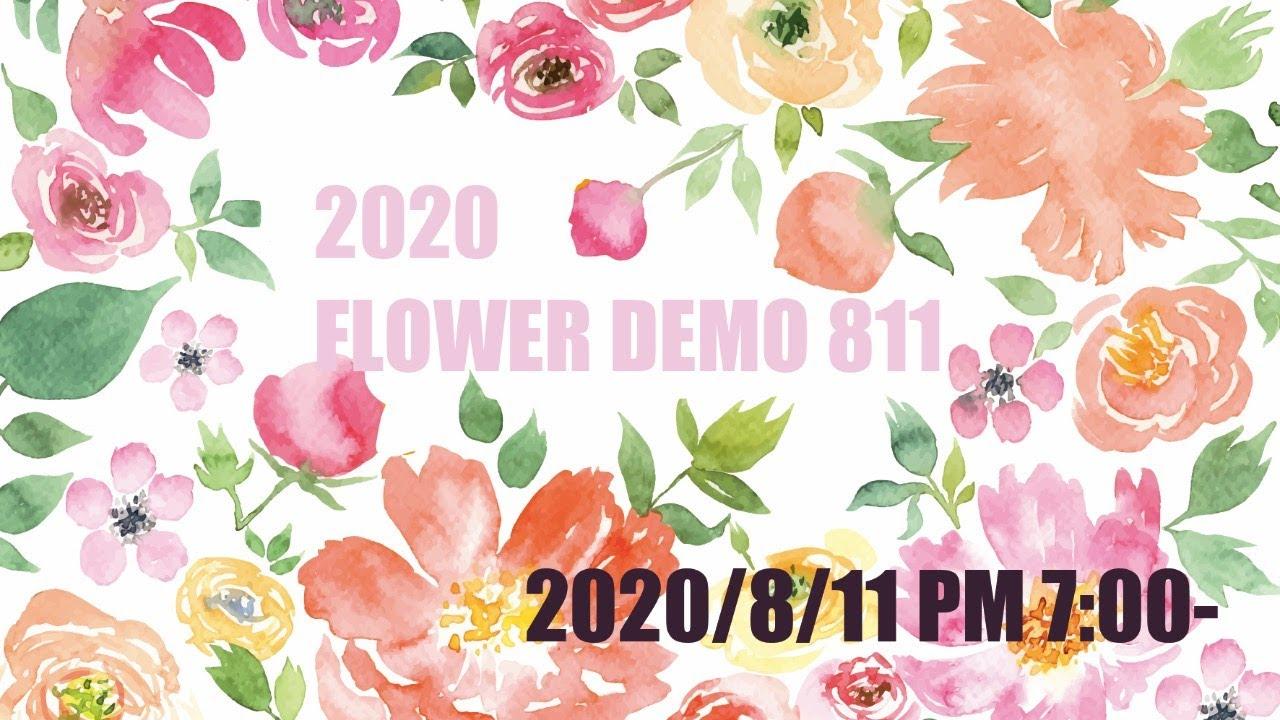 FLOWER DEMO ONLINE 811