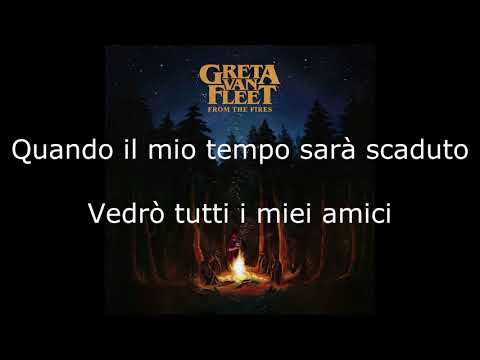 Greta Van Fleet - Meet On The Ledge - Traduzione Italiano
