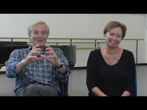 Balanchine Foundation Interview: Kay Mazzo and Peter Martins: DUO CONCERTANT and VIOLIN CONCERTO