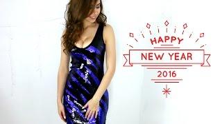видео Наряды для встречи Нового года 2016