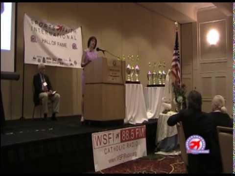 2015 Sports Faith Hall of Fame Inductee: Bonnie Blair Cruikshank