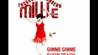Thoroughly Modern Millie Gimme Gimme Show Track for auditions!