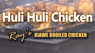 Huli Huli Chicken, Oahu Hawaii