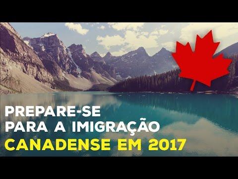 Podcast 106 - Prepare-se para Imigração Canadense em 2017