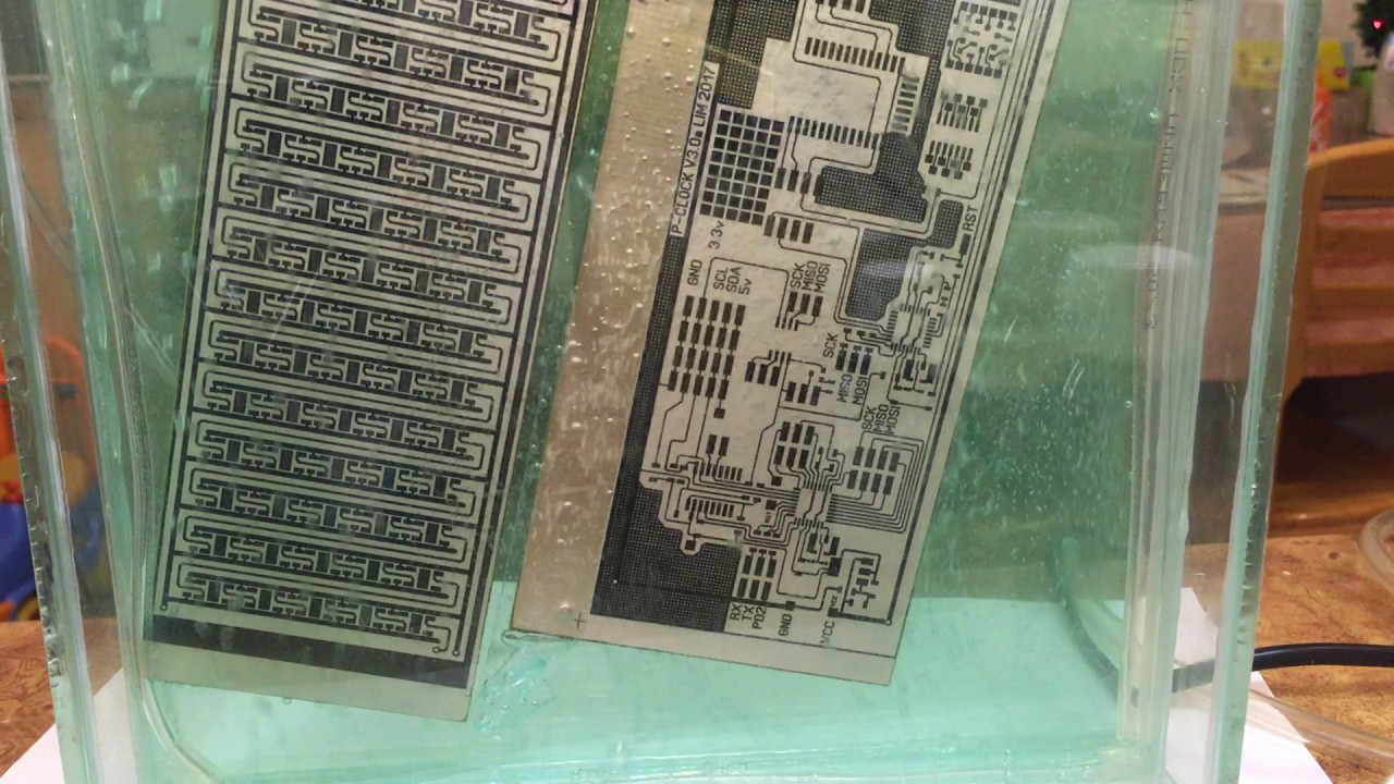 Etching With Citric Acid And Hydrogen Peroxide Youtube Double Side Tinplating 254mm Diy Prototype Pcb Printed Circuit Board