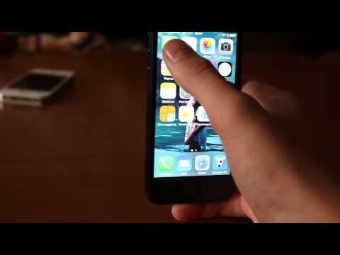 Как поставить клавиатуру со смайликами на Iphone !