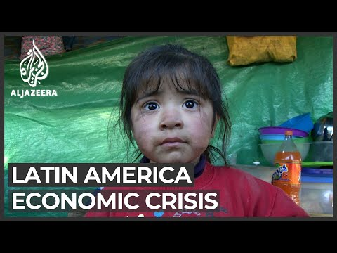 Latin America reports worst economic crisis in over a century