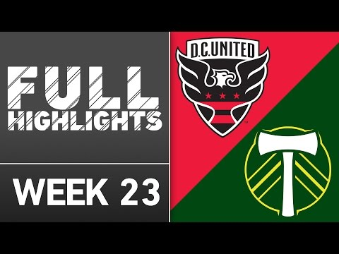 HIGHLIGHTS | DC United 2-0 Portland Timbers