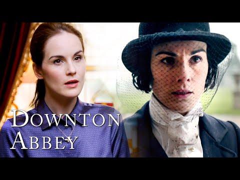 Michelle Dockery As Lady Mary Crawley | Downton Abbey
