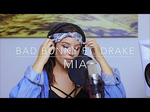 Bad Bunny feat. Drake - MIA - LIVE  COVER BY TIMA DEE (Explicit)