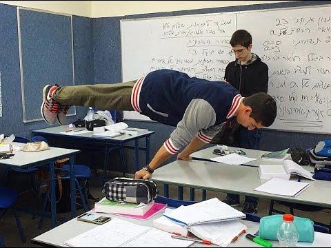 School workout