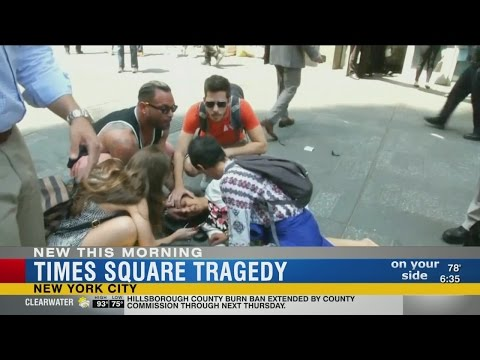 Times Square Tragedy