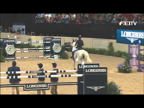 Longines FEI World Cup™ Jumping Final 2014/15 Las Vegas - Final 1 News