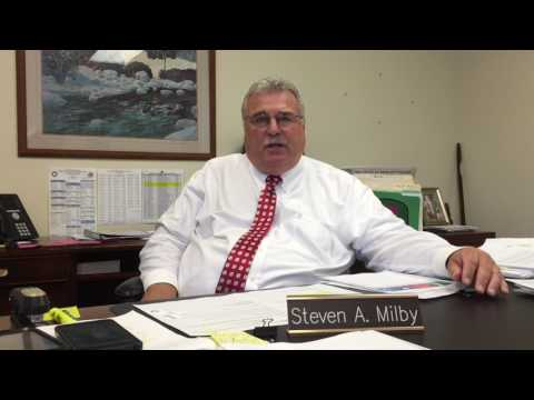 Commissioner Steve Milby, Department of Housing, Buildings & Construction