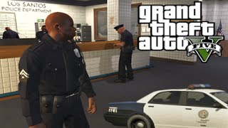 GTA 5 Mods - PLAY AS A COP #2 (GTA 5 Mod Gameplay)