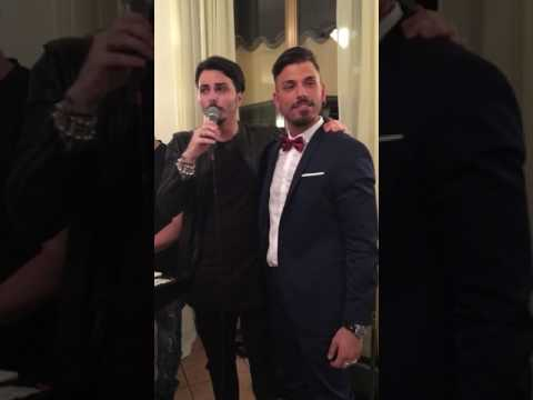 Tony Colombo e Gianluca Di Palma - nun sacce perder live
